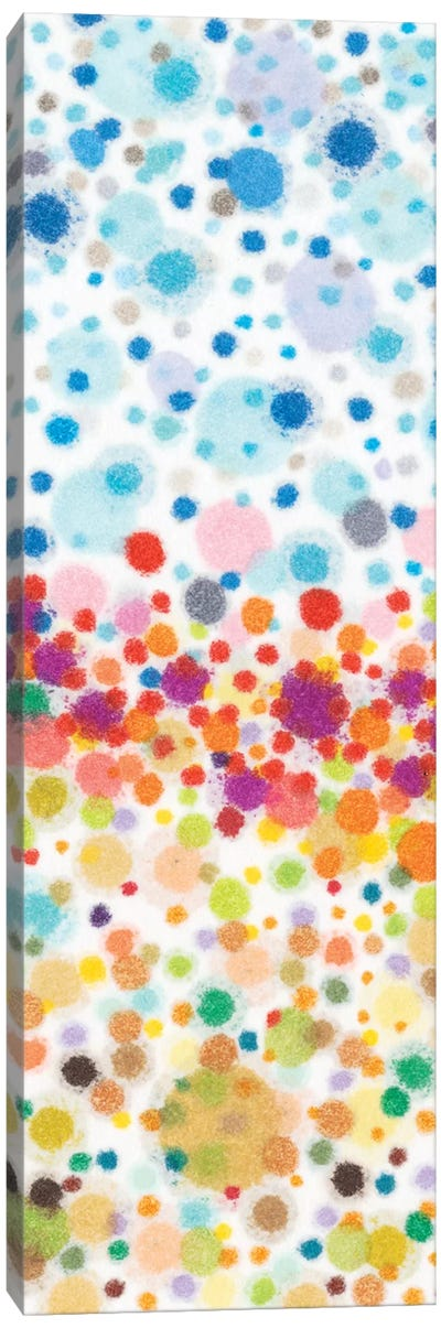 Dot Play II Canvas Art Print