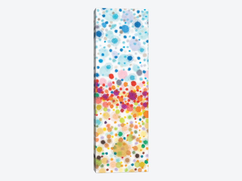 Dot Play II by Nikki Galapon 1-piece Canvas Wall Art