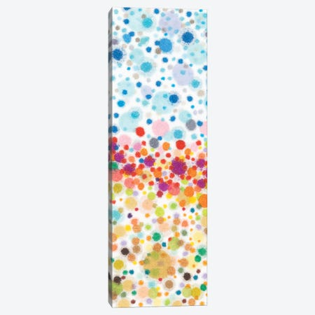 Dot Play II 3-Piece Canvas #NIK27} by Nikki Galapon Canvas Art