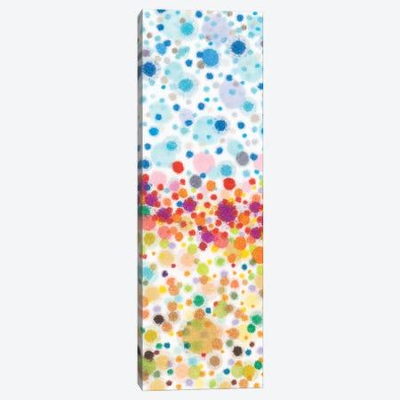 Dot Play II Canvas Print #NIK27} by Nikki Galapon Canvas Art