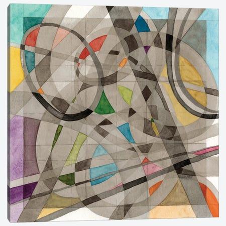 Overpass Canvas Print #NIK34} by Nikki Galapon Canvas Print