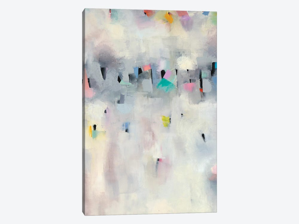 Procession I by Nikki Galapon 1-piece Canvas Print