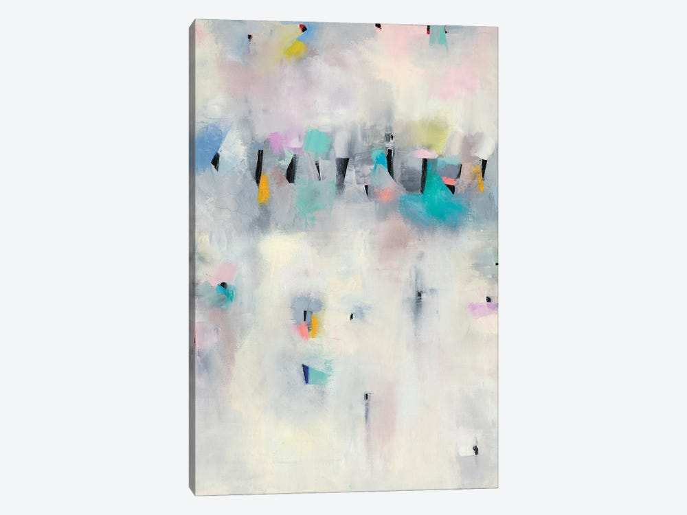 Procession II by Nikki Galapon 1-piece Canvas Artwork