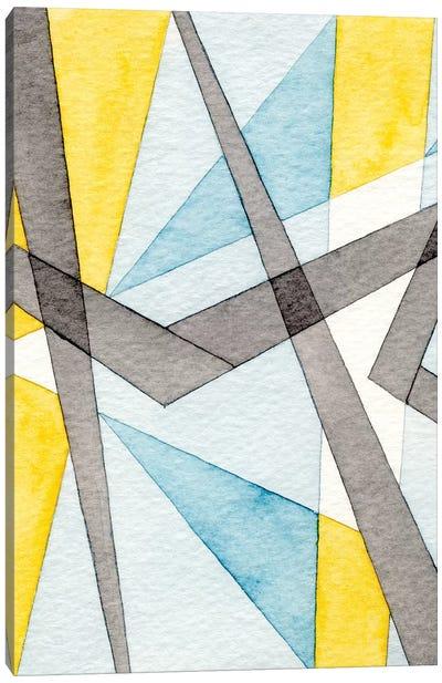 Converging Angles I Canvas Art Print
