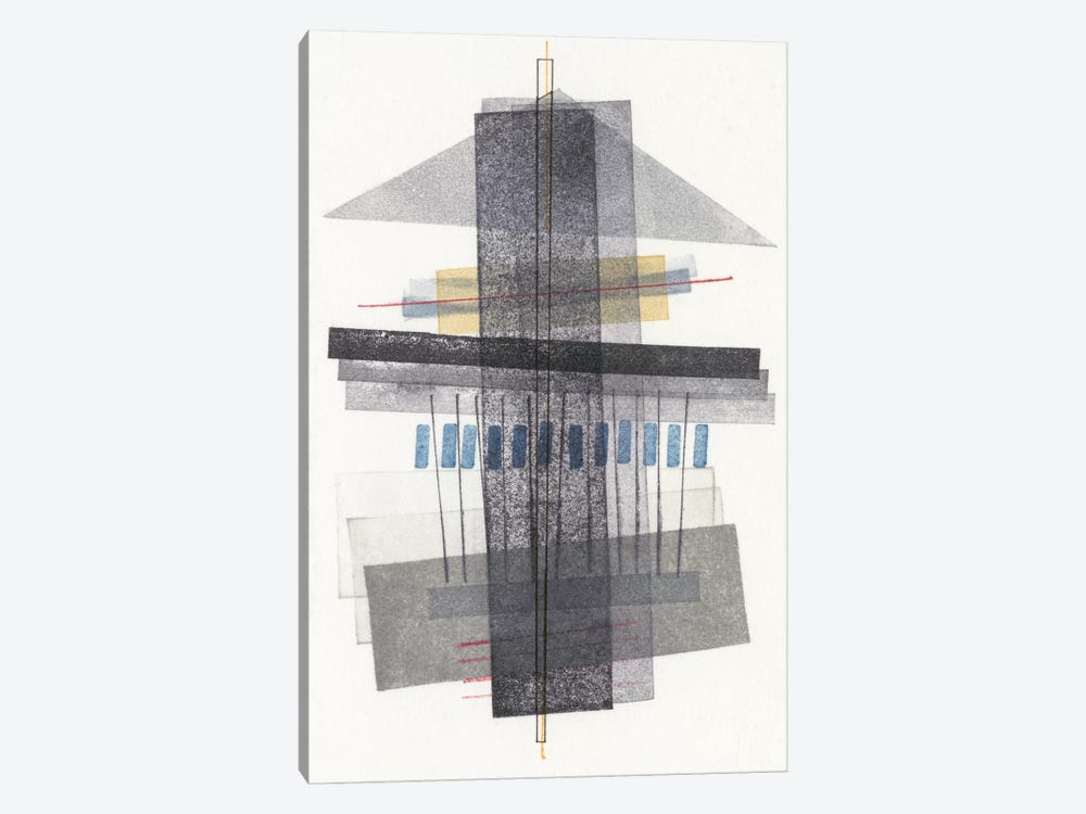 Compass Point II by Nikki Galapon 1-piece Art Print