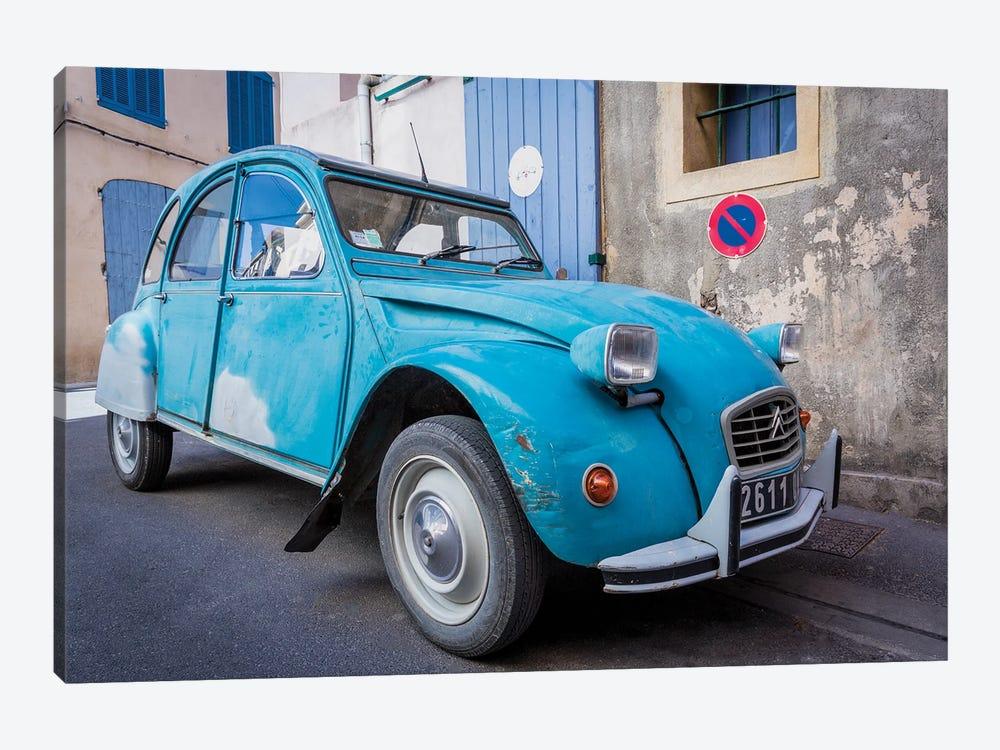 Le Car, Provence, France by Jim Nilsen 1-piece Canvas Art