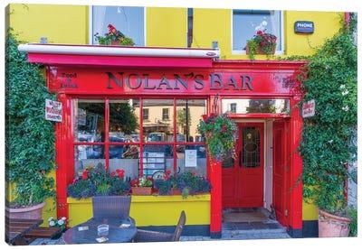 Nolan's Bar, Carbery, Ireland Canvas Art Print