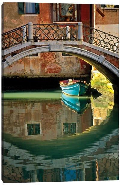 Casanova's Escape, Venice, Italy Canvas Art Print