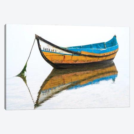 At Rest, Portugal Canvas Print #NIL151} by Jim Nilsen Canvas Artwork