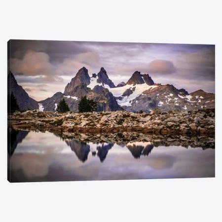 Alpine Lakes Wilderness, Washington Canvas Print #NIL154} by Jim Nilsen Canvas Print