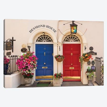 The Desmond House, Kinsale, Ireland Canvas Print #NIL219} by Jim Nilsen Canvas Print