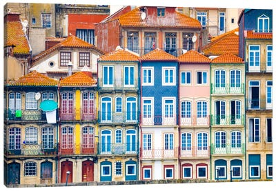 Good Morning Porto, Porto, Portugal Canvas Art Print