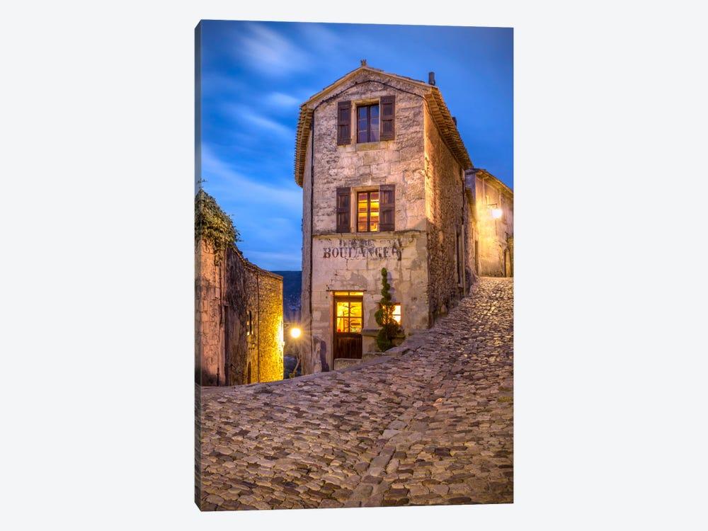 Lacoste Boulangerie, Lacoste, France by Jim Nilsen 1-piece Canvas Artwork