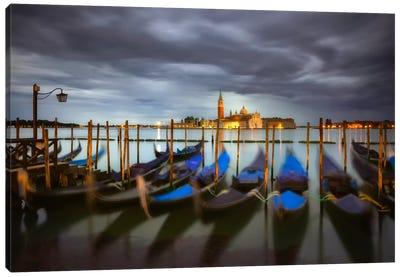 A Quiet Moment, Venice, Italy Canvas Art Print