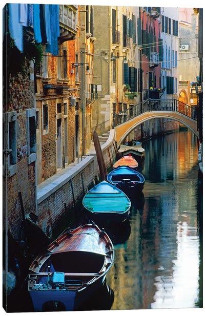 Lazy Afternoon, Venice, Italy Canvas Art Print