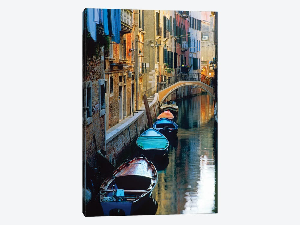 Lazy Afternoon, Venice, Italy by Jim Nilsen 1-piece Canvas Art
