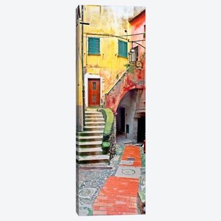 Rustic Tellaro, Tellaro, Italy I Canvas Print #NIL44} by Jim Nilsen Canvas Print