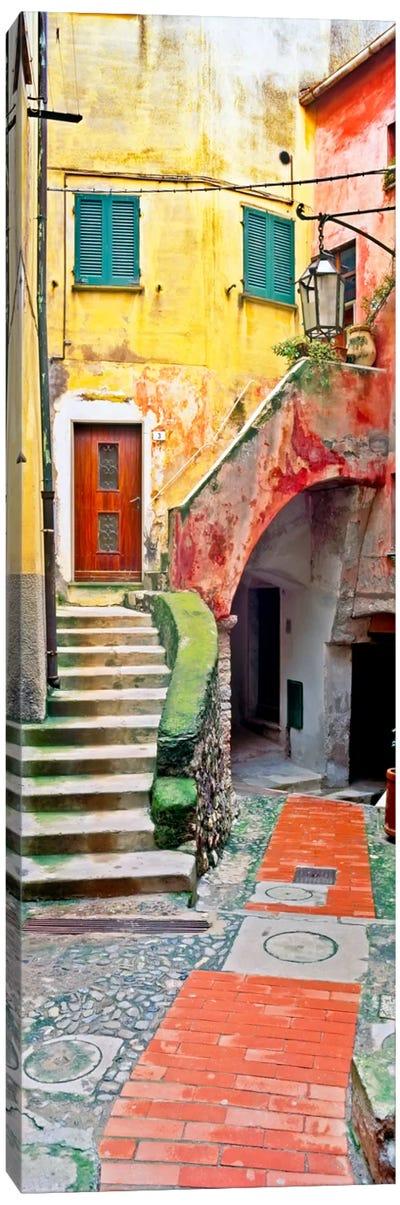 Rustic Tellaro, Tellaro, Italy I Canvas Art Print