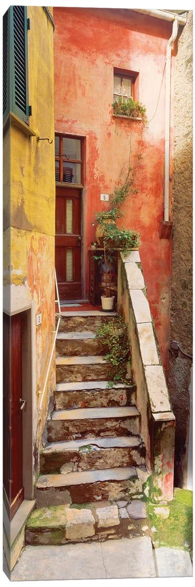 Rustic Tellaro, Tellaro, Italy II Canvas Art Print
