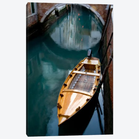 Sanpierota At Rest, Venice, Italy Canvas Print #NIL46} by Jim Nilsen Canvas Print