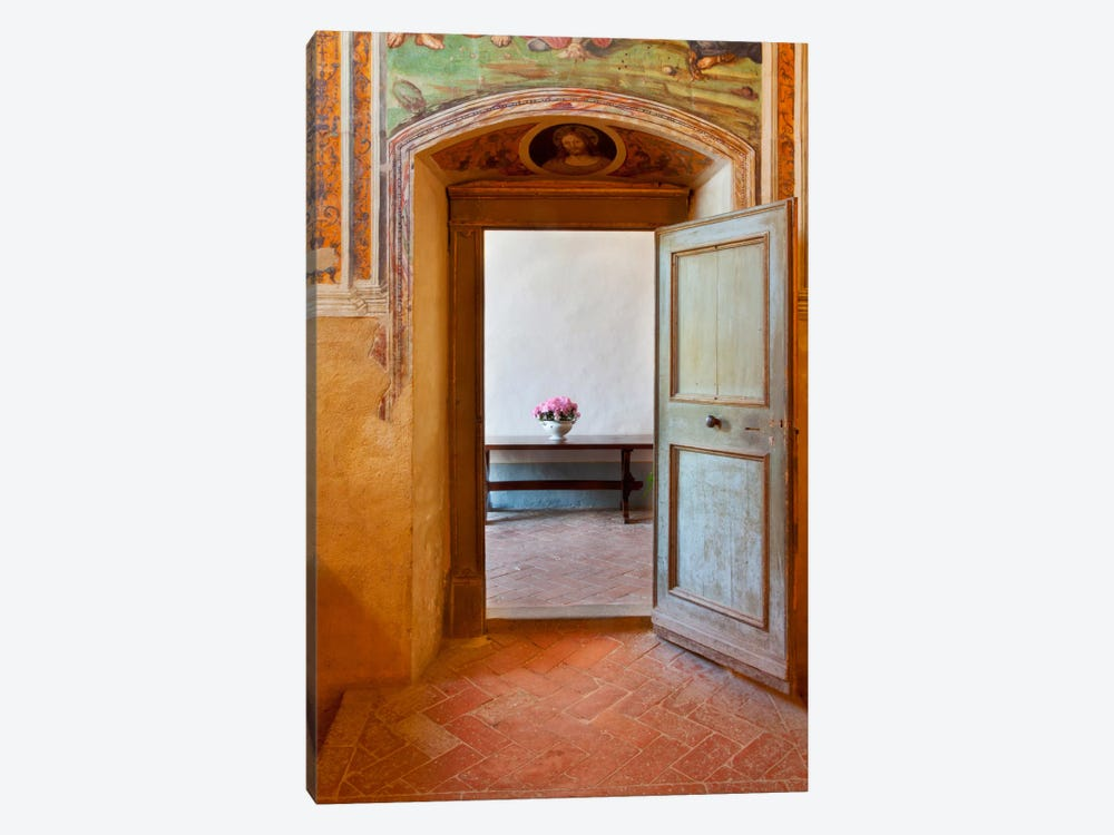 Sant'Anna In Camprena, Tuscany, Italy by Jim Nilsen 1-piece Art Print