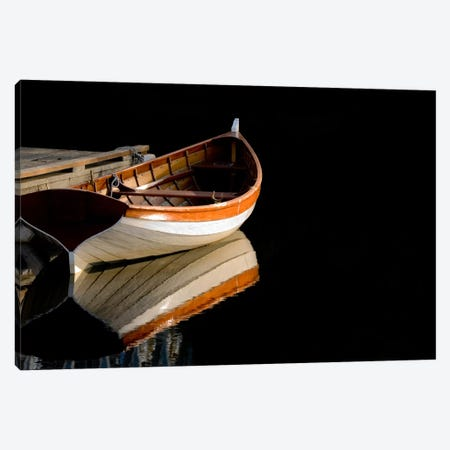 At Rest In Seattle, Seattle, Washington Canvas Print #NIL6} by Jim Nilsen Canvas Art