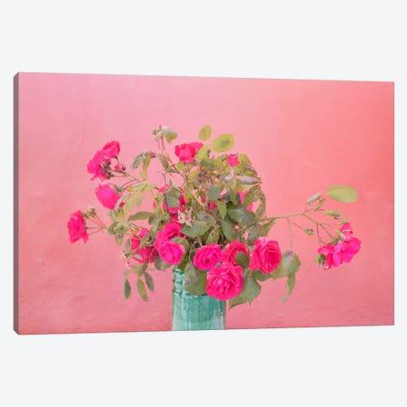 Vernazza Bouquet, Vernazza, Italy Canvas Print #NIL74} by Jim Nilsen Canvas Wall Art