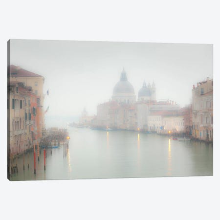 Bella Venezia, Venice, Italy Canvas Print #NIL9} by Jim Nilsen Art Print