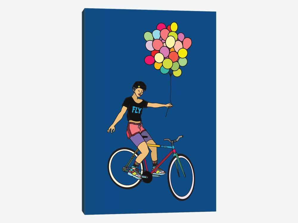 Fly by Ninhol 1-piece Art Print