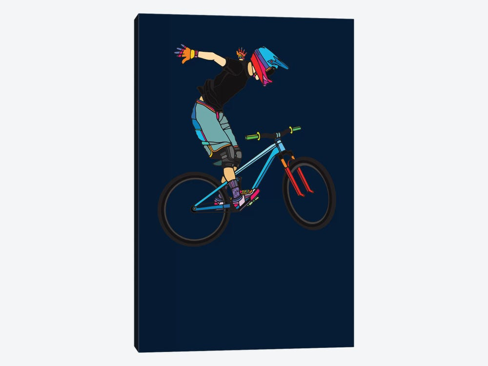 Freeride by Ninhol 1-piece Art Print