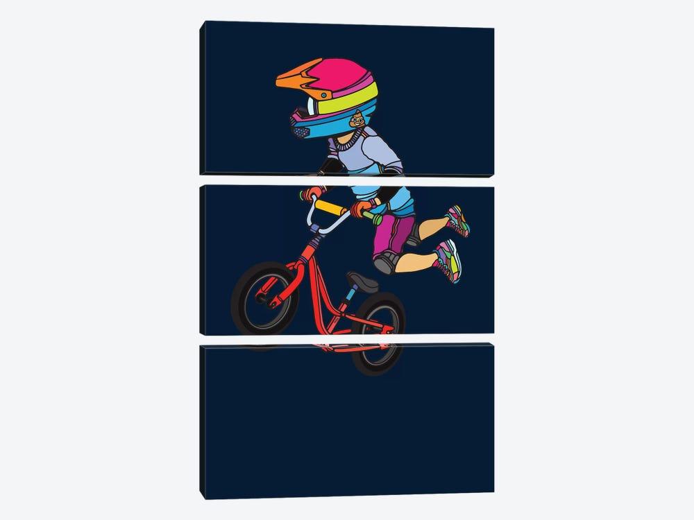 Got Balance by Ninhol 3-piece Canvas Print