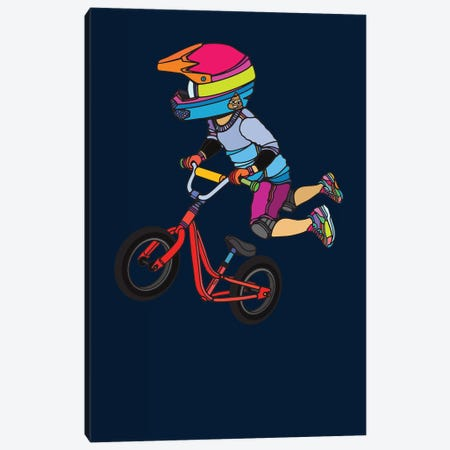 Got Balance Canvas Print #NIN112} by Ninhol Canvas Print