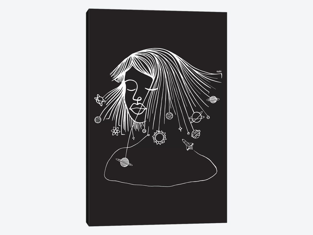 Headspace 1-piece Canvas Wall Art