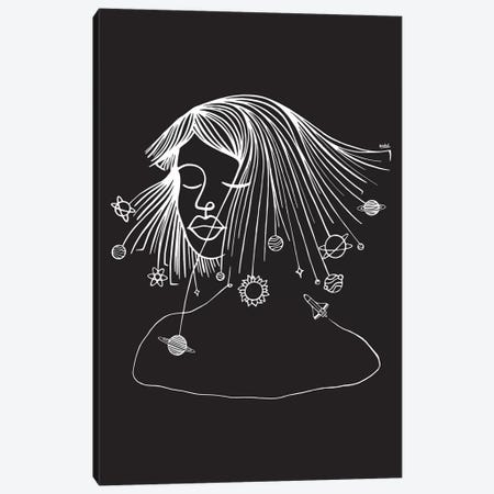 Headspace Canvas Print #NIN113} by Ninhol Canvas Print