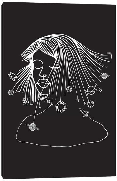 Headspace Canvas Art Print