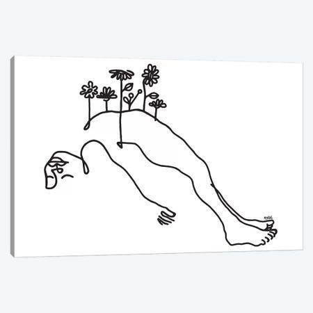 Nature Of Life Canvas Print #NIN136} by Ninhol Canvas Artwork