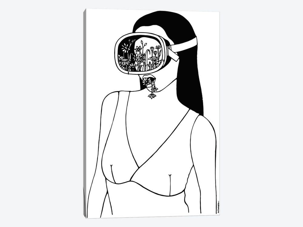 Breath by Ninhol 1-piece Art Print