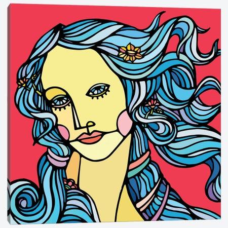Venus Canvas Print #NIN67} by Ninhol Art Print