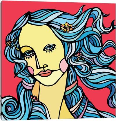 Venus Canvas Art Print
