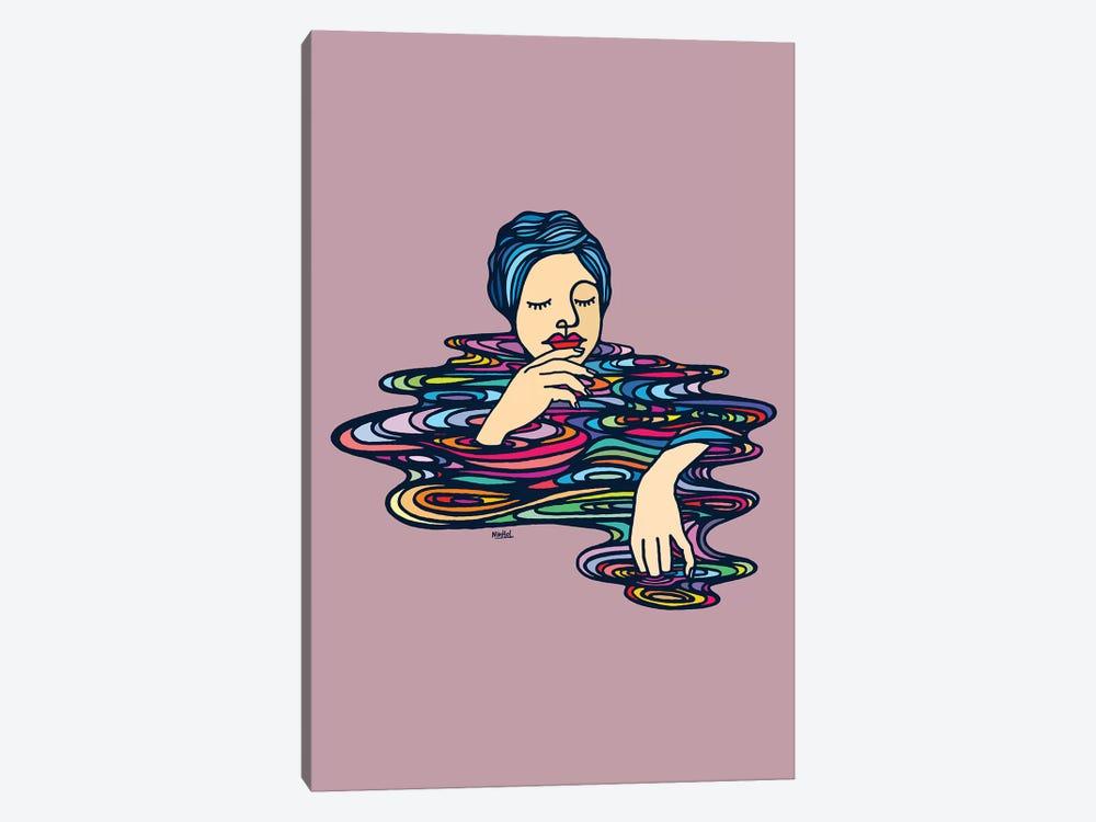 All Colors Inside Me by Ninhol 1-piece Art Print
