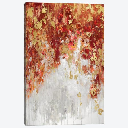Cascading Fall I Canvas Print #NIR24} by Nikki Robbins Canvas Print