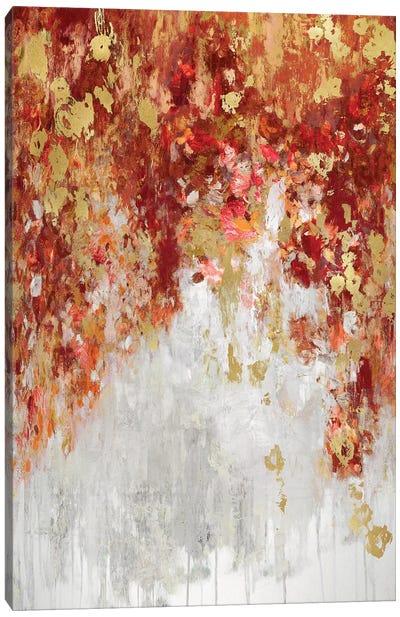 Cascading Fall I Canvas Art Print