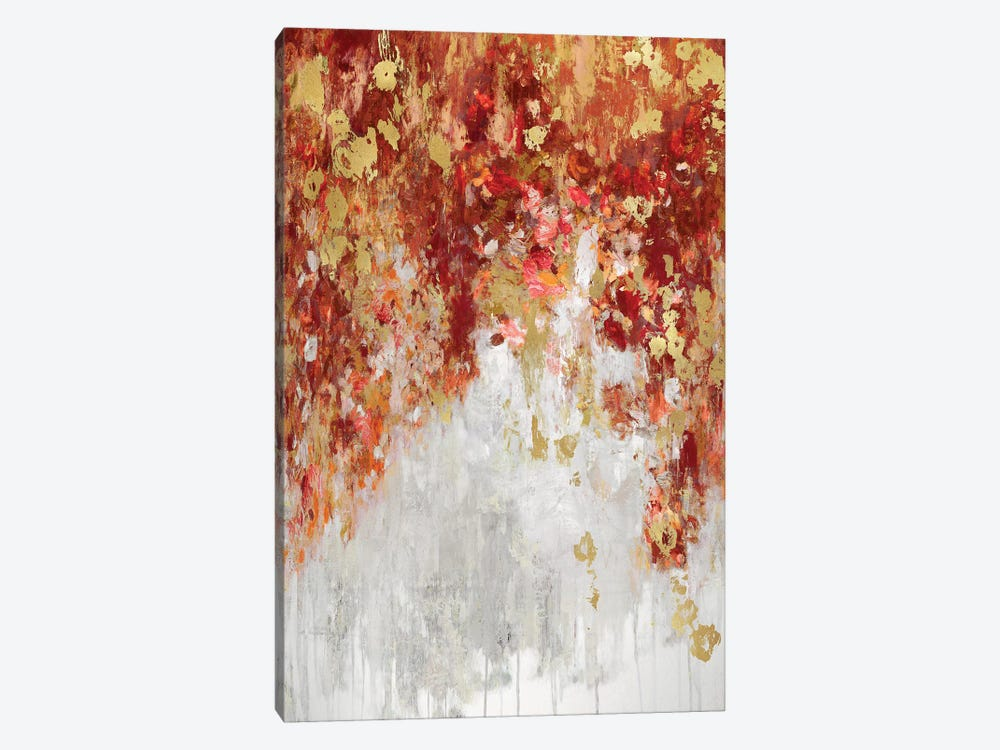 Cascading Fall I by Nikki Robbins 1-piece Canvas Art