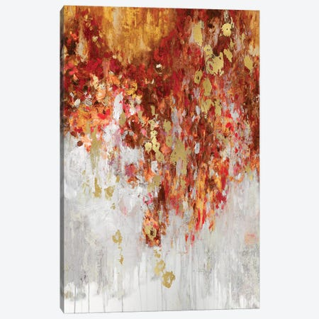 Cascading Fall II Canvas Print #NIR25} by Nikki Robbins Canvas Print