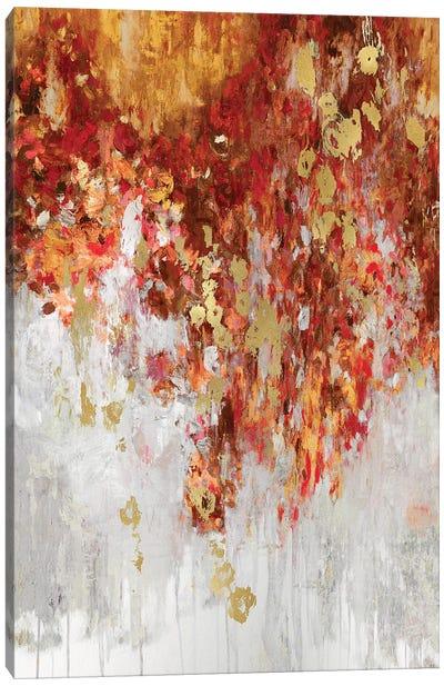 Cascading Fall II Canvas Art Print