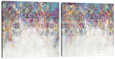Cascading Diptych Canvas Art Print
