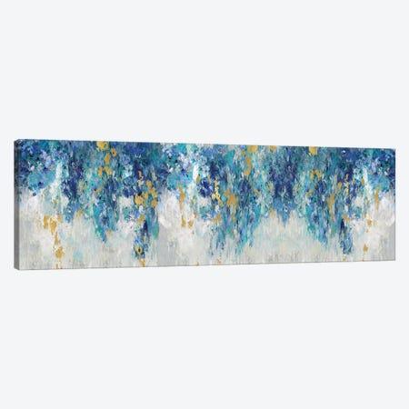 Charmed with Blues Canvas Print #NIR30} by Nikki Robbins Canvas Art Print