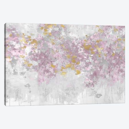Charmed Blush Canvas Print #NIR34} by Nikki Robbins Canvas Wall Art