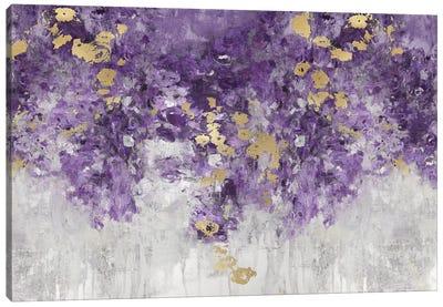 Charmed Purple Canvas Art Print