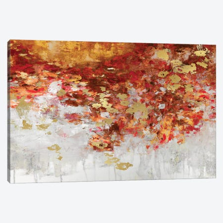 Charmed with Reds Canvas Print #NIR39} by Nikki Robbins Canvas Print